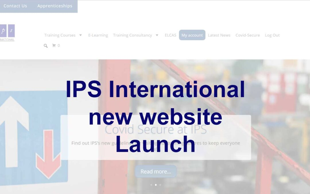 Welcome to the new IPS Website