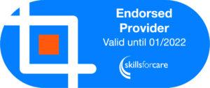 Skills for Care Endorser provider Jan-22